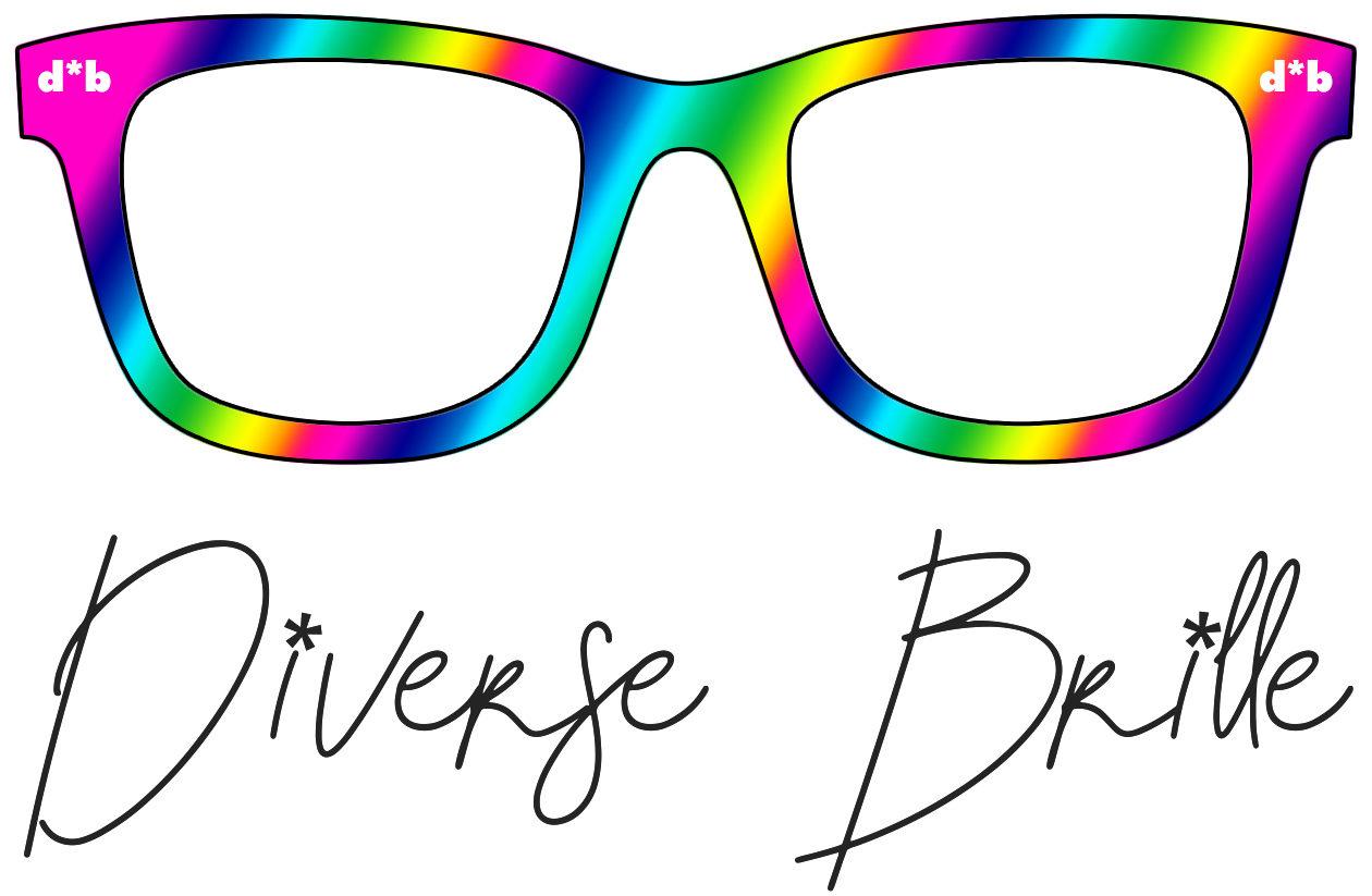 Diverse Brille
